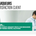 5 marqueurs de la satisfaction client - BNP Paribas Rental Solutions